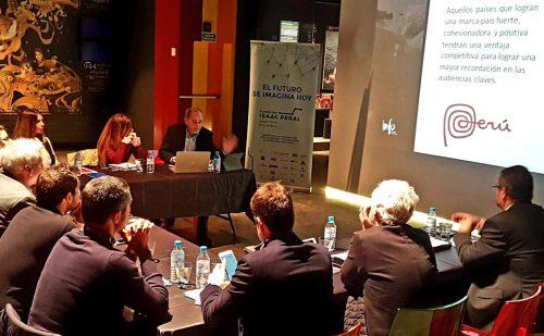 Primer Comité de expertos Fundación Isaac Peral 23 noviembre