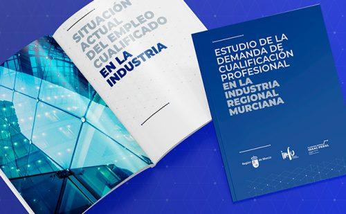 Nuevo Estudio de la Demanda de Cualificación en la Industria regional murciana 2020